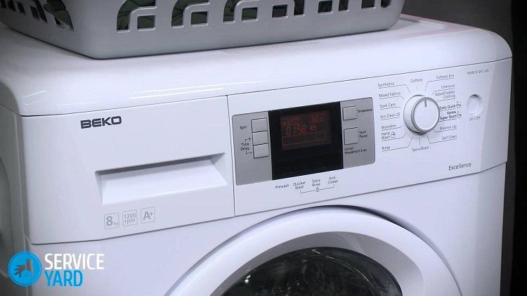 Beko WKN 61011 M - что за стиральная машина?