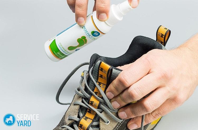 Дезодорант для обуви от запаха который мешает вам комфортно жить