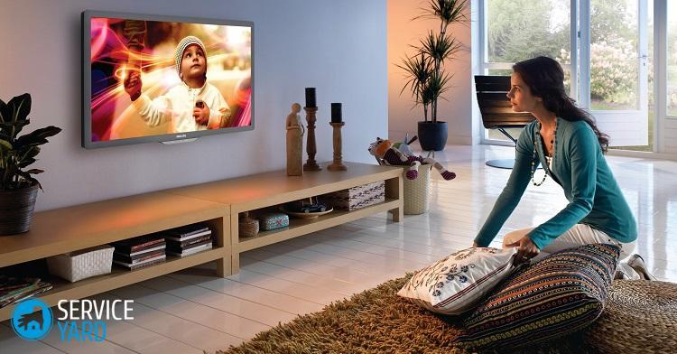 Диагональ телевизора -