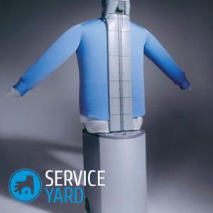 Автомат для глажки рубашек, ServiceYard-уют вашего дома в Ваших руках