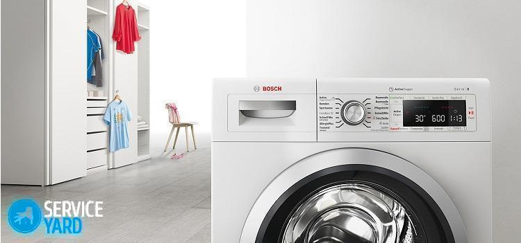 Экономная стиральная машина Bosch wlg 2426 woe