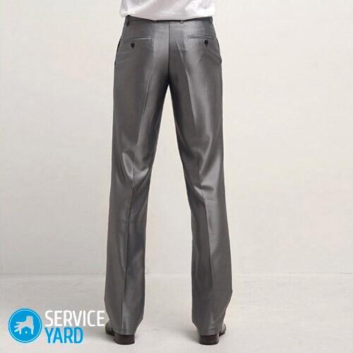 Как сделать стрелки на брюках утюгом фото 40