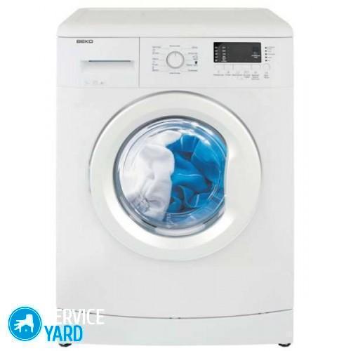 Beko wkb 51031 PTMA - что это за модель стиральной машины, ServiceYard-уют вашего дома в Ваших руках
