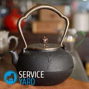 Чайник для газовой плиты — какой выбрать?