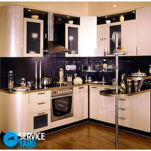 Чем отмыть жир с кухонной мебели? Уборка в квартире