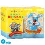 Детское мыло, ассортимент и использование этого продукта
