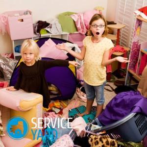 Как приучить себя к порядку и чистоте?