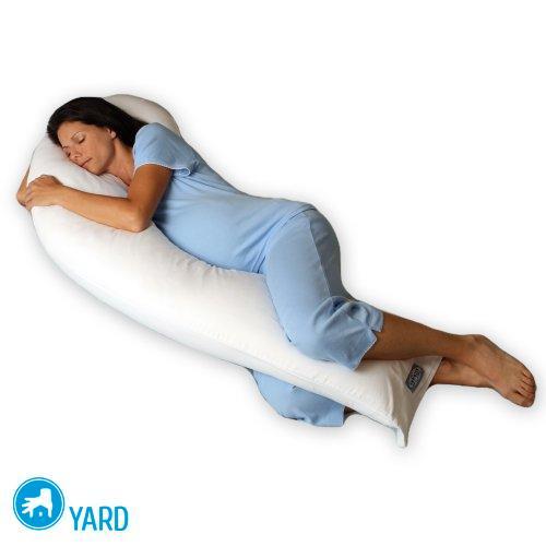 Какая подушка для беременных лучше?
