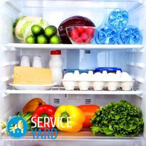 Чем помыть холодильник внутри, чтобы уничтожить запах?