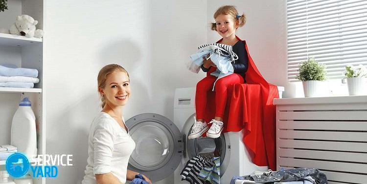 Чем заменить стиральный порошок?