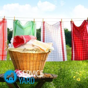 Как кипятить белье в домашних условиях?
