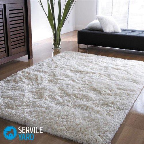 Чистка ковровых покрытий - Уборка в квартире