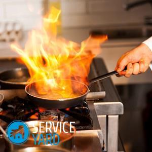 Как очистить сковороду от застарелого нагара?