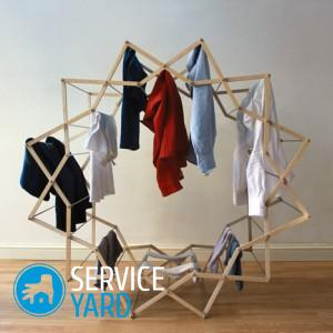 Как быстро высушить одежду