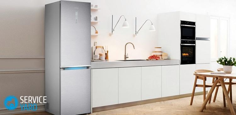Двухкамерный холодильник ширина 50 см