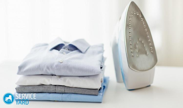 Как накрахмалить рубашку, платье и другие вещи 48
