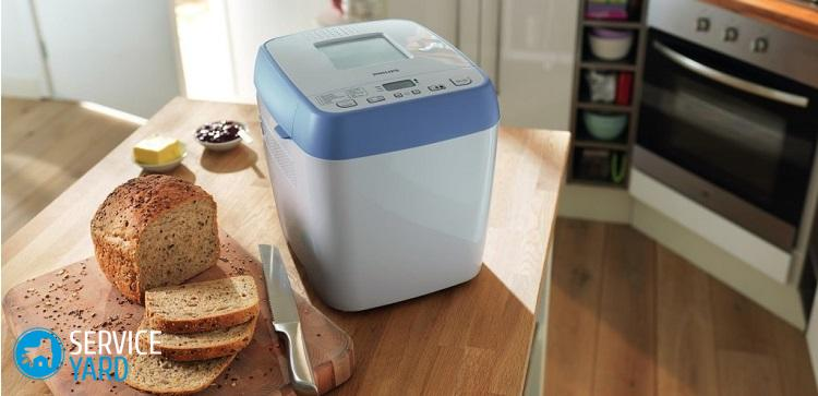 Хлебопечка - как выбрать