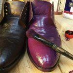 Покраска обуви — идеальное решение  восстановления цвета