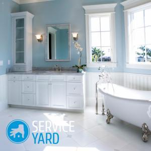 Как очистить ванну от желтого налета в домашних условиях?