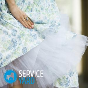 Как накрахмалить детское платье в домашних условиях?