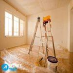 Как избавиться от запаха краски в квартире после покраски?