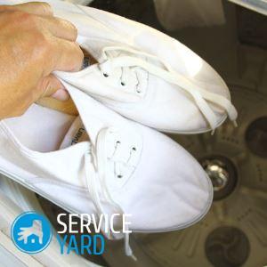 Как отстирать белые шнурки 🥝 в кроссовках до белизны