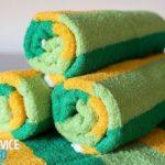 Как отстирать застиранные махровые полотенца?