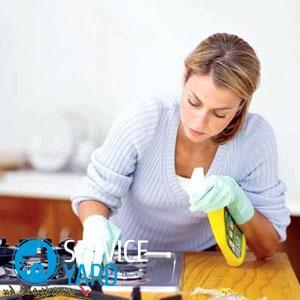 Как очистить решетку на газовой плите в домашних условиях?