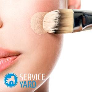 Как отстирать тональный крем с белой одежды, ServiceYard-уют вашего дома в Ваших руках