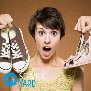 Как избавиться от запаха от обуви в домашних условиях?