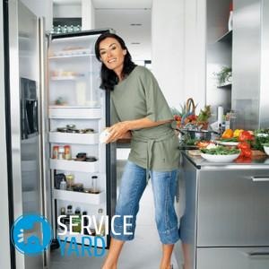 Как избавиться от запаха в морозильной камере холодильника