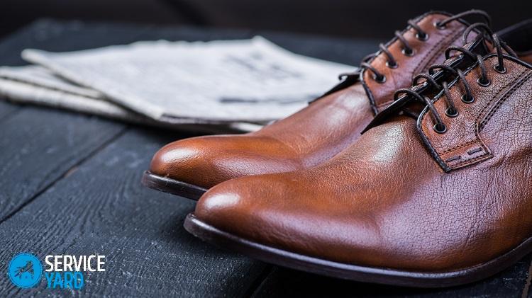Как размягчить кожу на обуви?