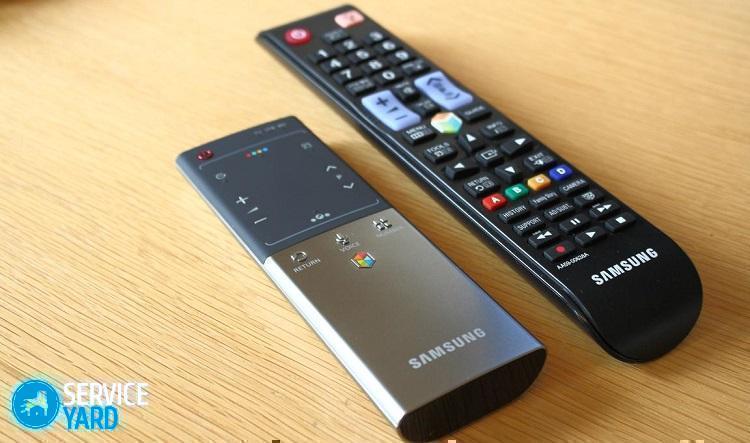 Как разобрать пульт от телевизора Samsung?