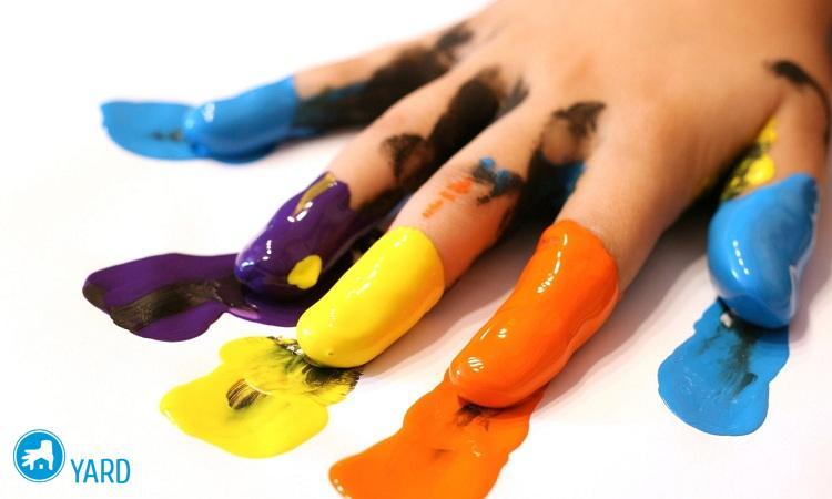 Как отстирать краску с одежды в домашних условиях, ServiceYard-уют вашего дома в Ваших руках