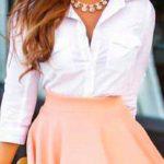 Как отбелить белую блузку, если она посерела?
