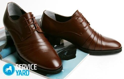 Как помыть кожаную обувь, ServiceYard-уют вашего дома в Ваших руках