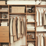 Как избавиться от запаха в шкафу с одеждой?