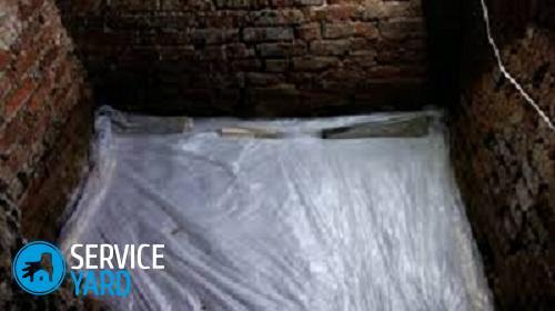Как избавиться от сырости в подвале?