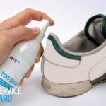 Как избавиться от запаха кошачьей мочи от обуви?