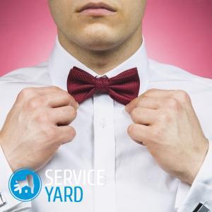 Как отстирать воротник белой рубашки?