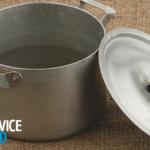 Как отчистить кастрюли из нержавейки от нагара?