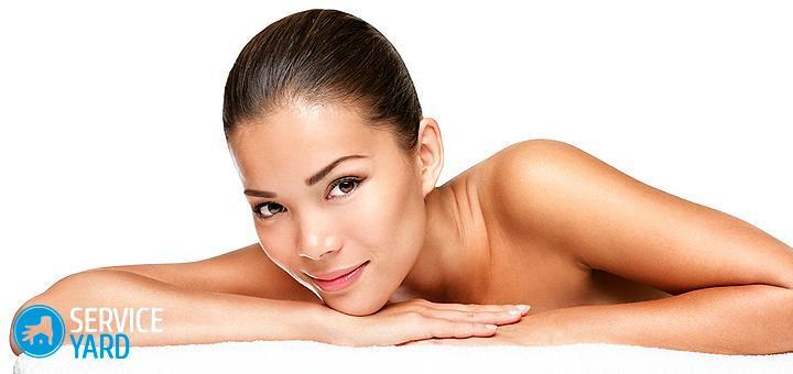 Как отбелить кожу