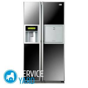 Холодильник ЛЖ Ноу Фрост — принцип работы