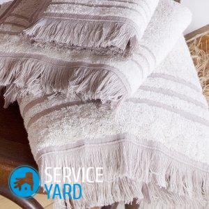 Как отстирать полотенца махровые 🥝 как стирать застиранное
