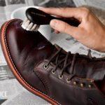 Уход за обувью из кожи в домашних условиях