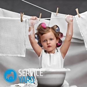 Как вернуть белизну белым вещам, ServiceYard-уют вашего дома в Ваших руках