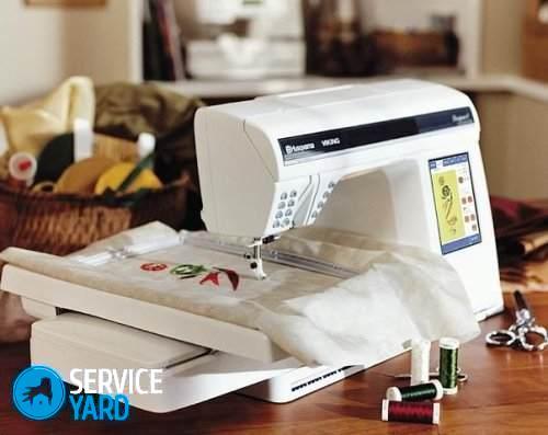 Как выбрать швейную машинку с оверлоком для дома, ServiceYard-уют вашего дома в Ваших руках
