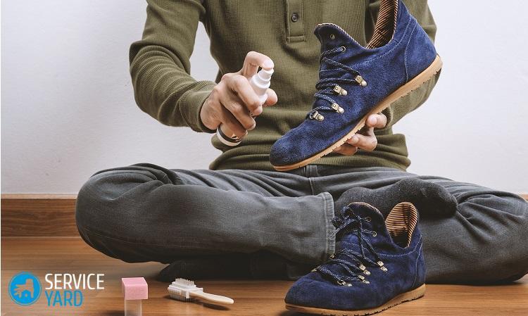 Как почистить замшевые кроссовки от грязи; как ухаживать за замшевыми кроссовками