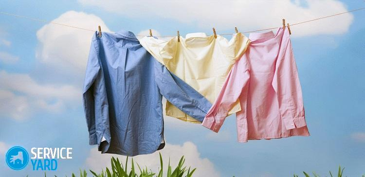 Как стирать вручную?