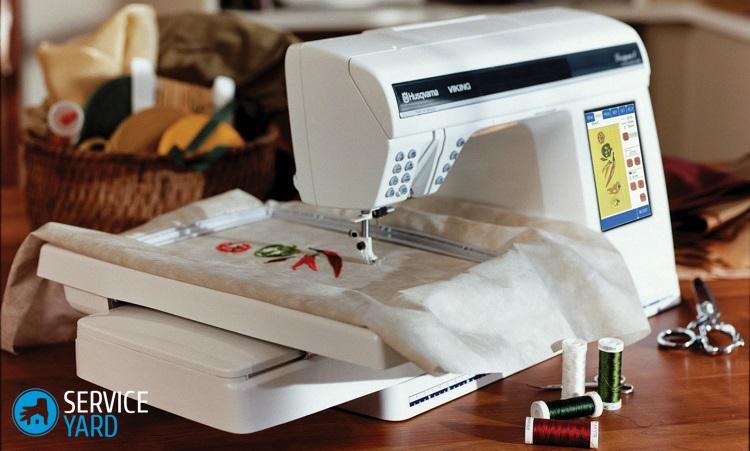 Как заправить нитку в швейную машинку — Шей со мной
